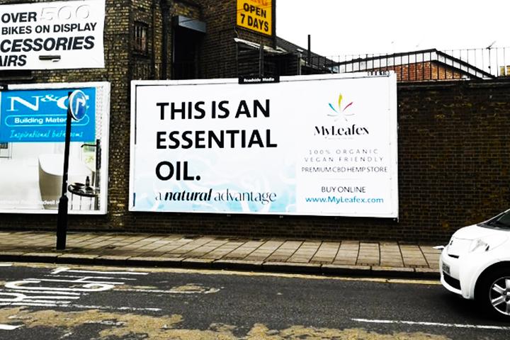 MYLeafex CBD Oil